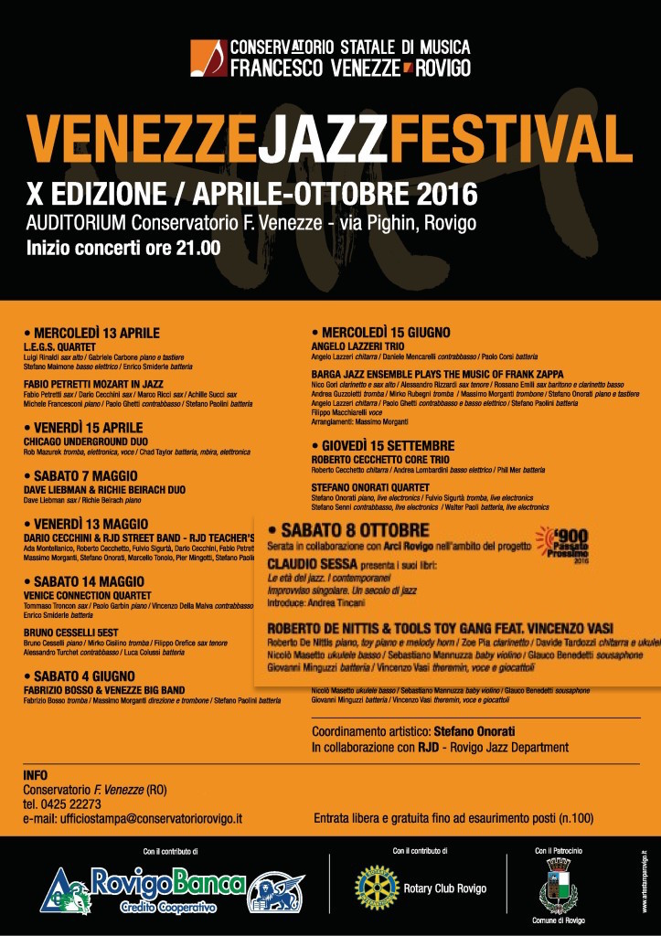 VenezzeJazzFestival 8-10-16