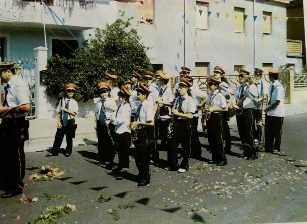 La banda di Mogoro, 1998