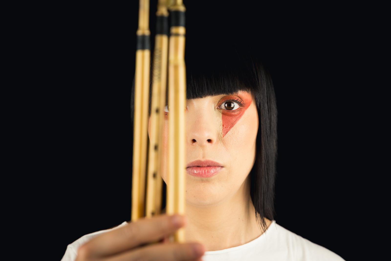 Launeddas, strumento della tradizione sarda.